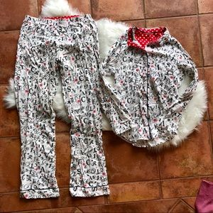 Victoria's Secret Matching Pajama Set